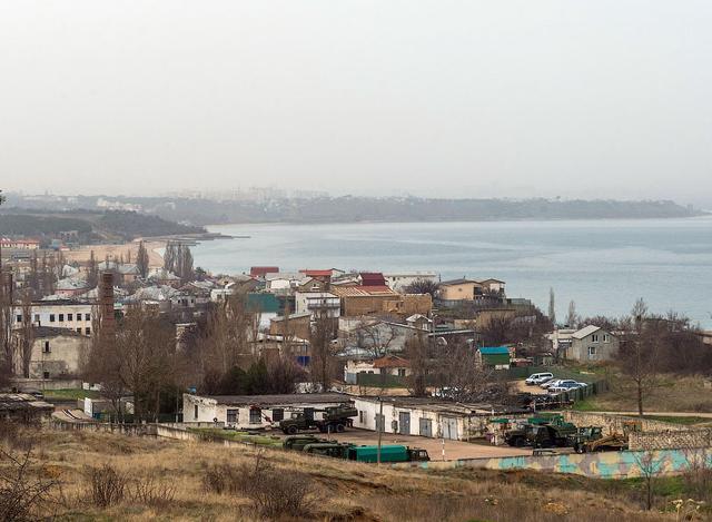 中企声明称暂停百亿美元克里米亚深水港项目