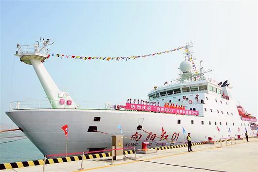 """深海""""抓娃娃机"""":中国科考船上有""""深海神器"""""""