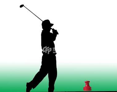 10年超15名官员因高尔夫被查 有人乘飞机去打球
