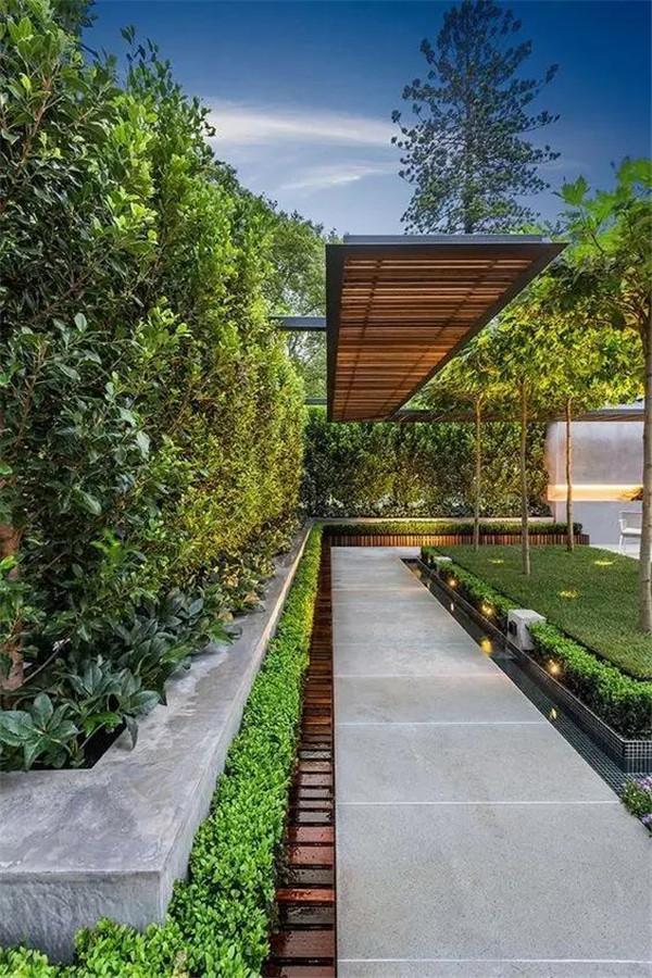 一楼带院子,究竟该怎么设计?