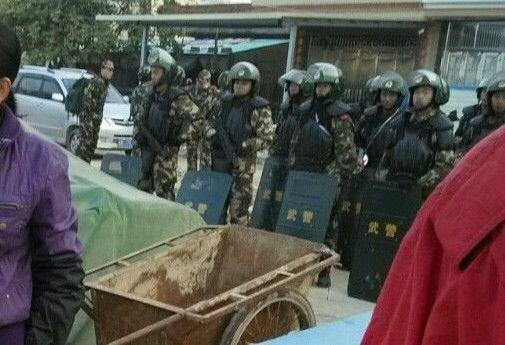 """广东警方摧毁""""毒品堡垒村"""" 缴获冰毒近3吨"""