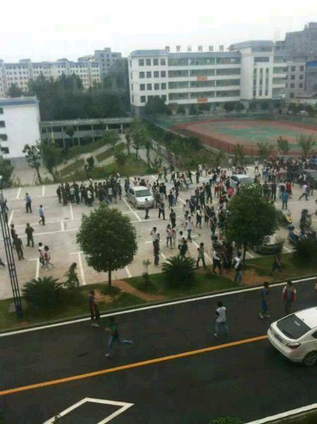 湖南军训冲突教官系预备役人员 非现役军人