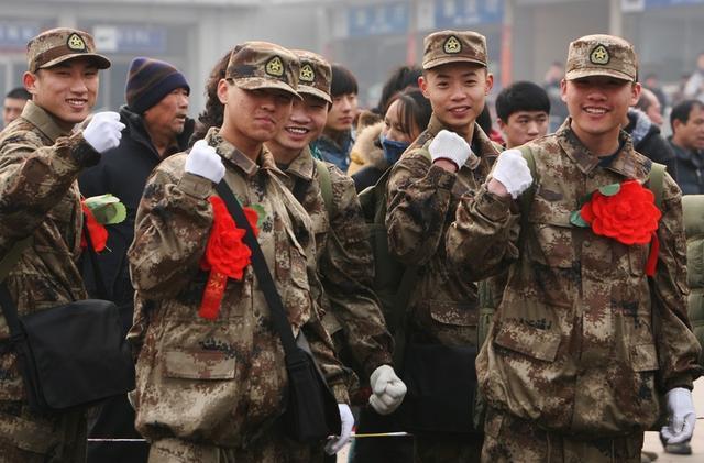北京市征兵政策公布:本科生2年最低补助17.7万