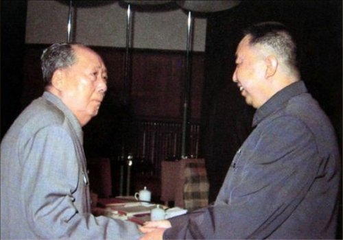 毛泽东告诫华国锋:不能只当文官,要当武官