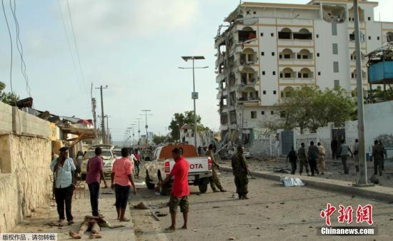 外媒:索马里恐袭案嫌犯或为索马里裔德国人