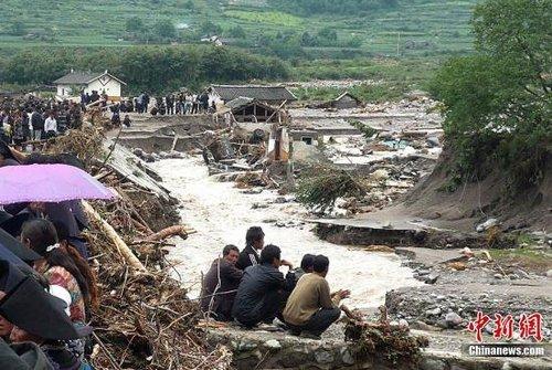 国家防总:洪灾致中国死亡239人损失432亿元