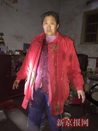 郑州多名拆迁户家中深夜遭身份不明人员多次泼粪
