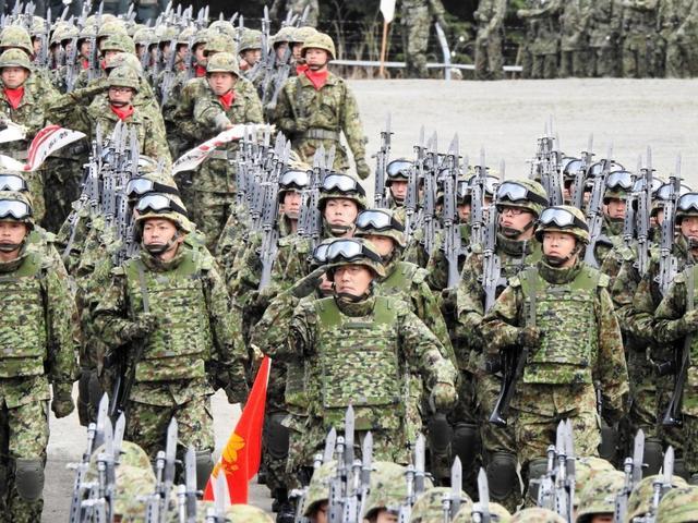 日防相称半岛有事可派自卫队 俄媒:这将是侵略