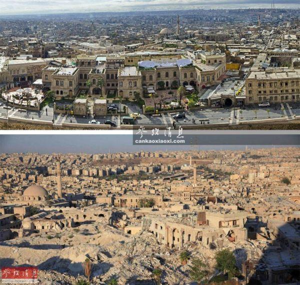 """美俄允许反政府武装""""体面""""撤出阿勒颇?"""