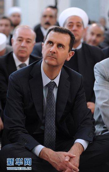 专家详解叙利亚总统缘何能撑住18个月不下台