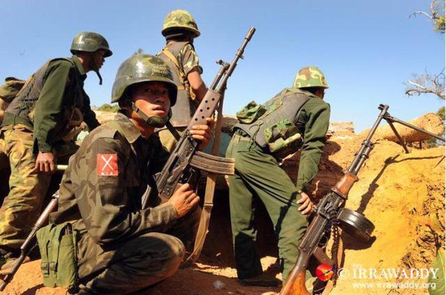 缅北战事数日之内迅速升级 战事扩大已无可避免
