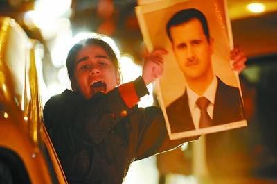 新华网:俄罗斯力挺叙利亚巴沙尔到底?