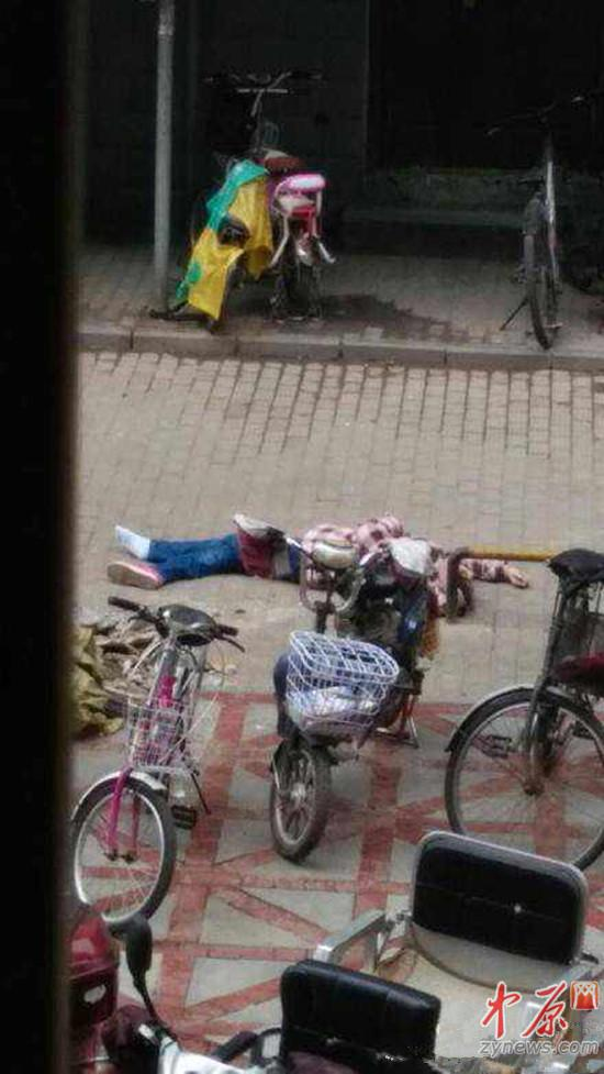 郑州12岁女孩上午受学校表扬 下午坠楼身亡