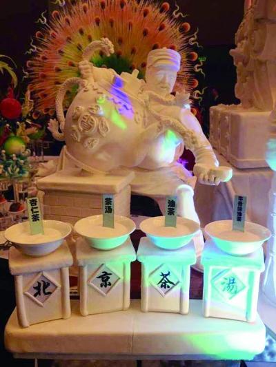 传统小吃登上APEC晚宴 中国菜将掀新潮流