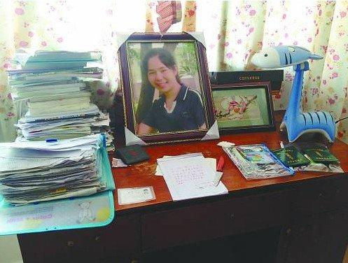 农村复读女高考落榜后自杀 遗言称父母能轻松点