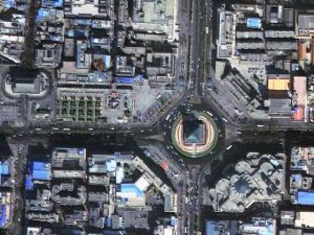 国产卫星高景一号传回高清新图!
