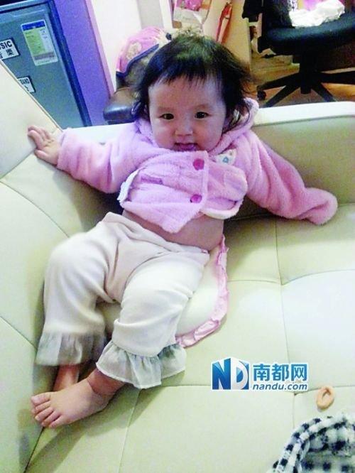 """香港侦破""""内地人盗婴案"""" 凶手实为女婴母亲"""