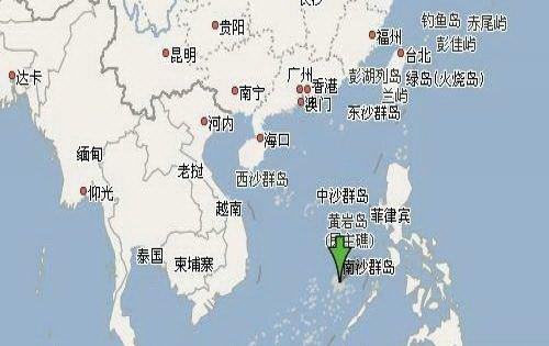 中国专家称菲声索黄岩岛主权三大主张均不成立