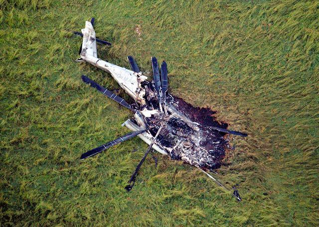 美海军安全中心将冲绳军机事故定为最严重等级