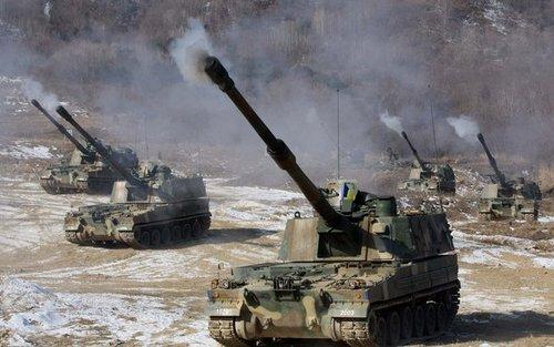 """韩军方表示朝若""""挑衅"""" 将对其进行严厉惩罚"""