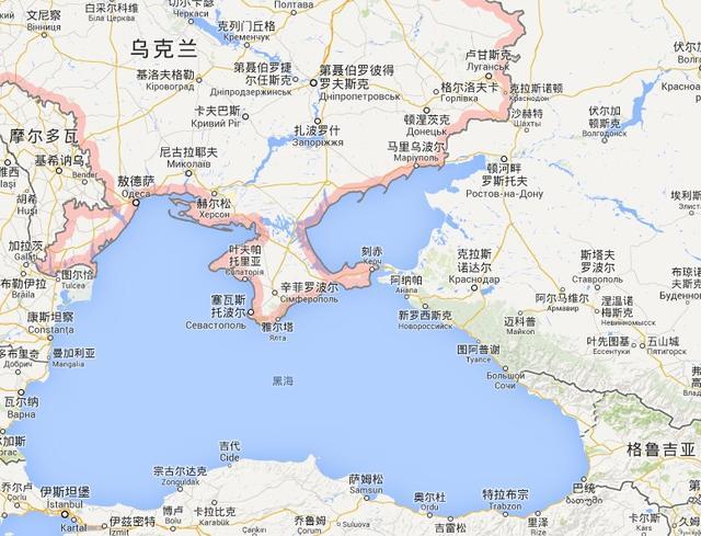 2艘俄军舰船驶进黑海 应对乌克兰局势(图)