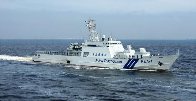 日将练如何压制中国船 专家: