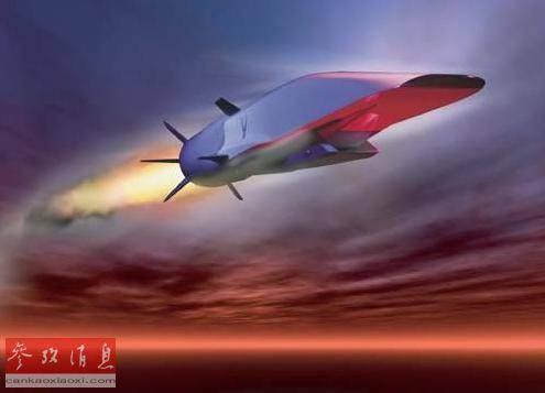 美媒:中国高超音速武器超美国 能打到美国本土