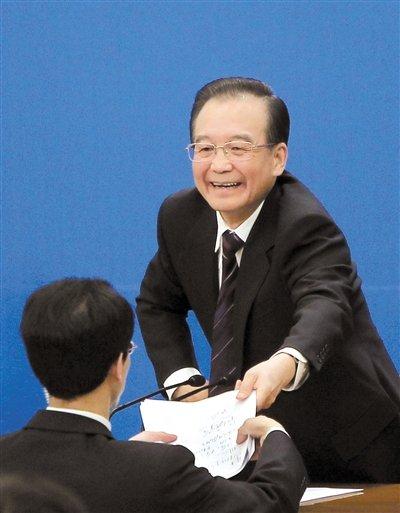 温家宝谈王立军事件:现任重庆市委市政府须反思