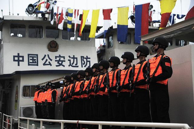 中老缅泰启动第30次湄公河联合巡逻执法