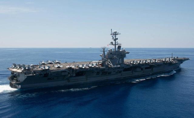 媒体:美太平洋舰队没理由对华轻慢 若开战只是靶子