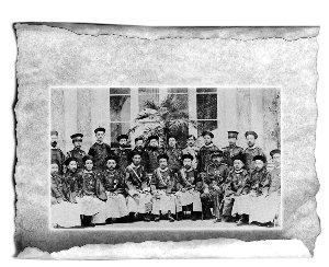 1905年一枚炸弹拉响大清立宪的集结号