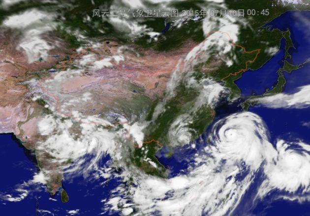 台风灿鸿今日将登陆闽浙沿海 或现10米高巨浪