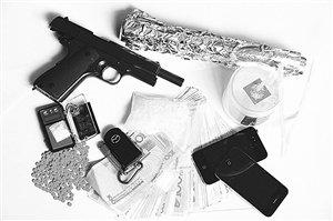 90后美女毒贩被抓后成警方线人智斗大毒枭
