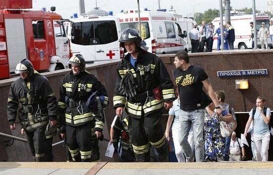俄地铁脱轨非恐怖袭击包括司机在内16人死亡