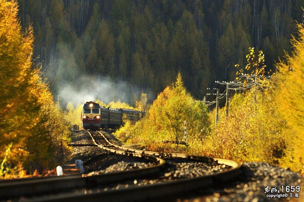 铁路沿线风光(043) - 南局南段 - 南局南段