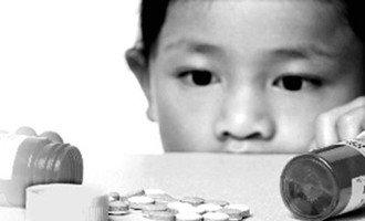 中国儿童药:用药靠掰