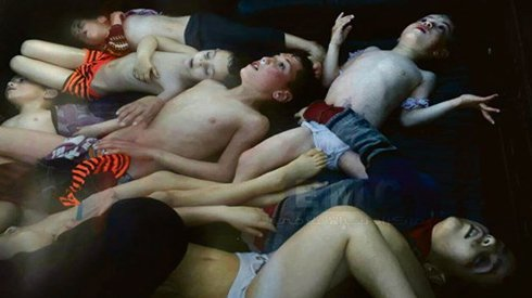 《七个叙利亚儿童之殇》新闻封面背后的故事