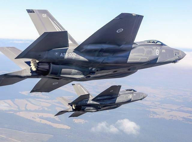 特朗普为F-35造势打广告 盟友日本这回尴尬了