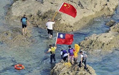 日本华媒:保钓登岛破坏国家战略 是害国行为