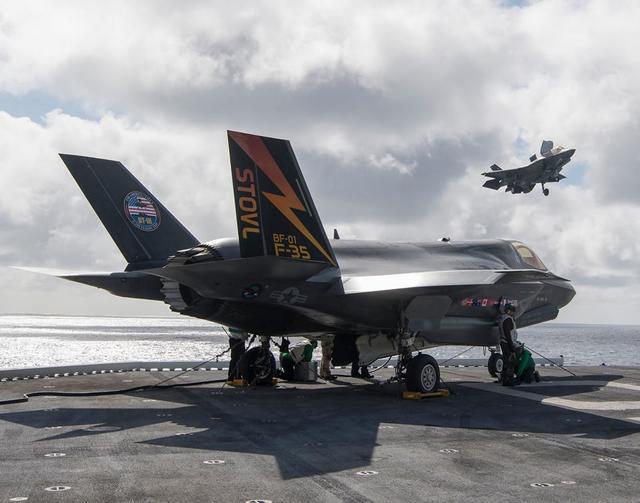 美司令:美军将在亚太全面部署F35 维持对华优势