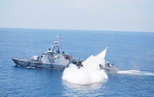 印尼拟购24艘导弹快艇 配中国C705反舰导弹