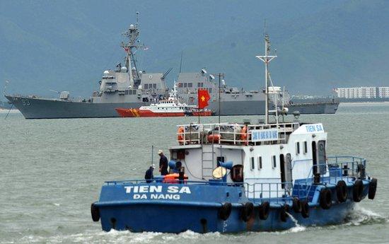 越南官方强调美越联合演练与中越南海争端无关