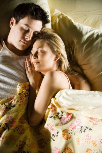 养生 房事也能AA制 女人不用再被动上床图片