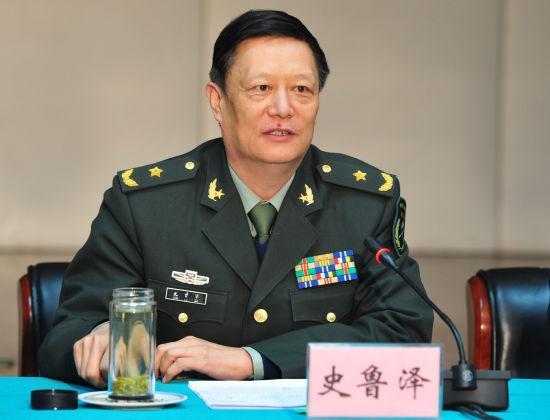 中部战区陆军军政主官确定:史鲁泽任司令员