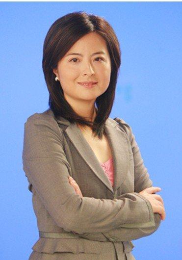 2012中国青年领袖候选人:央视主持张泉灵