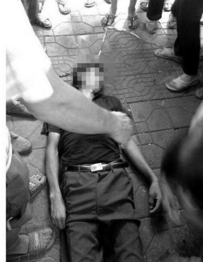 湖南临武县城管被曝打死瓜农 受害者是种植劳模