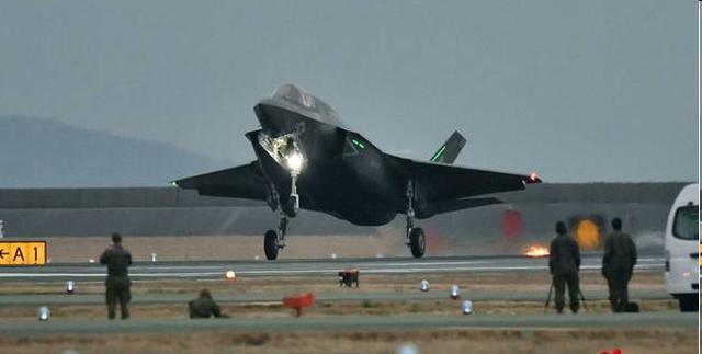 赤裸裸挑衅中国?美军首批F-35B按期部署日本 被称针对钓鱼岛