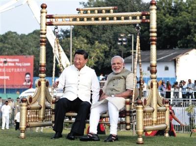 习近平邀莫迪访问西安 中印同意管控好边界争议