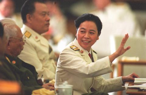 军科院领导调整 名将之后秦天任副院长