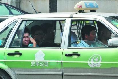 青岛六成出租车不开空调 乘客可拒付车费
